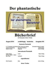 Cover Bücherbrief 610