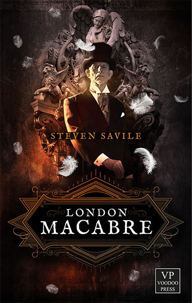 Bei Voodoo Press vorbestellbar: LONDON MACABRE