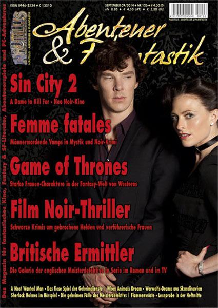 NAUTILUS 126: Femme fatales und Film noir