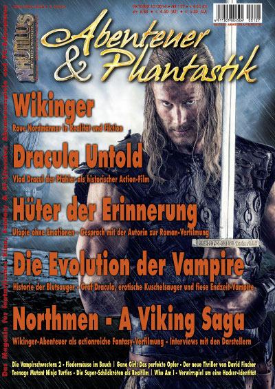 NAUTILUS 127: Wikinger und Vampire