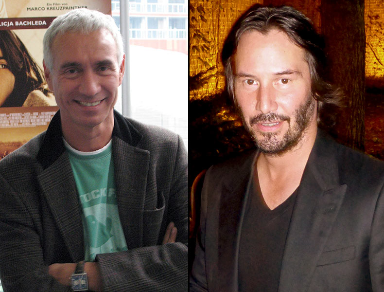 Keanu Reeves und Roland Emmerich produzieren Virtual Reality-Serie NEW ANGELES