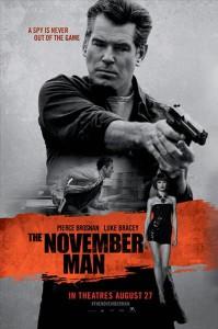 Poster November Man