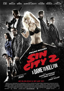 Poster Sin City 2