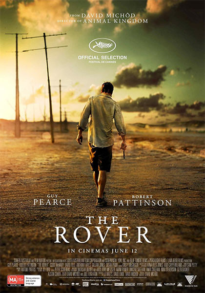 Fantasy Film Fest 2014: THE ROVER