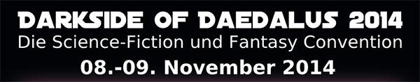 Convention: DARK SIDE OF DAEDALUS am 8. &9. November in Recklinghausen