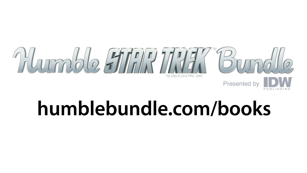 Das Humble STAR TREK Bundle