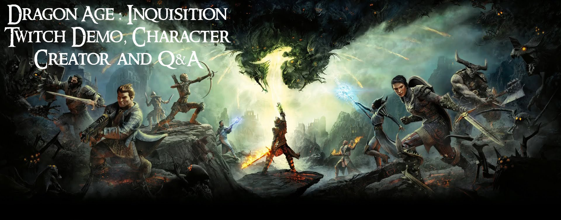 DRAGON AGE: INQUISITION – 50 Minuten Charaktererstellung und Gameplay