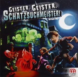 Cover Geister, Geister, Schatzsuchmeister
