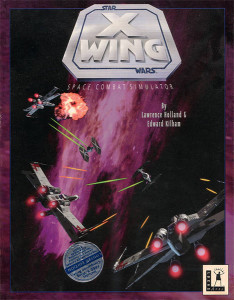 Cover X-Wing