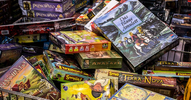 Internationale Spieletage »Spiel 2014« in Essen