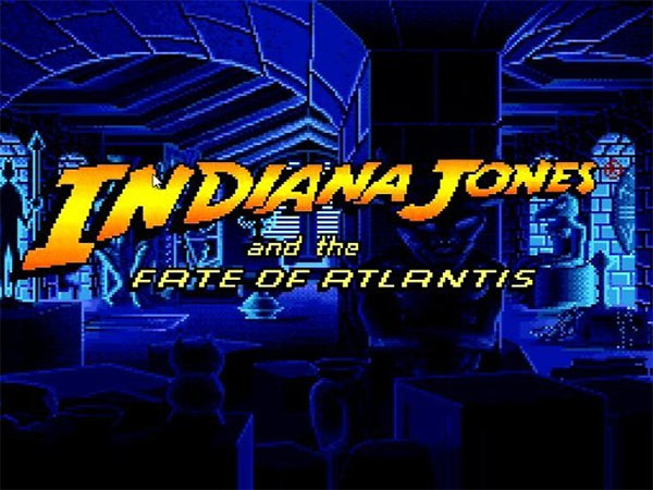 Auch wieder da: INDIANA JONES AND THE FATE OF ATLANTIS