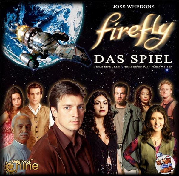 FIREFLY – Das Brettspiel
