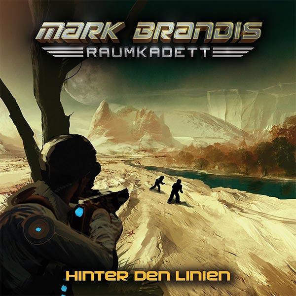 Neu bei Folgenreich: MARK BRANDIS RAUMKADETT – HINTER DEN LINIEN
