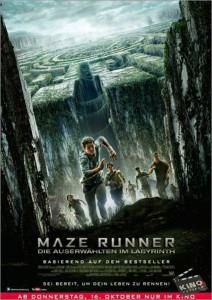 Poster Maze Runner