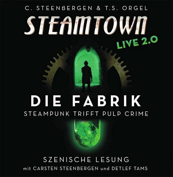 Veranstaltung: STEAMTOWN Live in Viersen