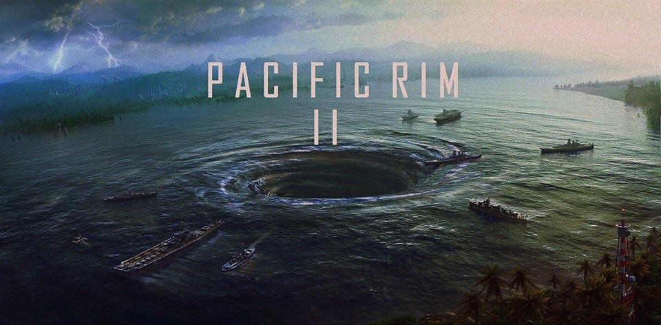PACIFIC RIM 2 (und 3)