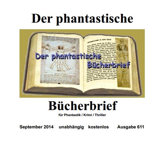 DER PHANTASTISCHE BÜCHERBRIEF 611