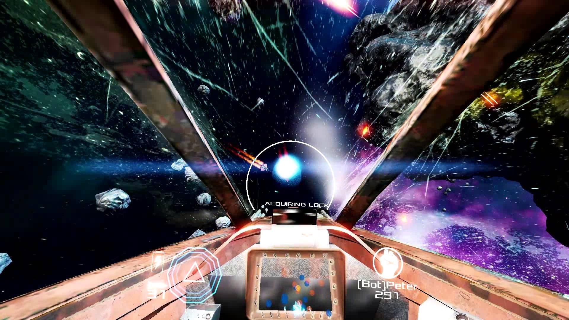 Crowdfunding erfolgreich: DARKFIELD VR