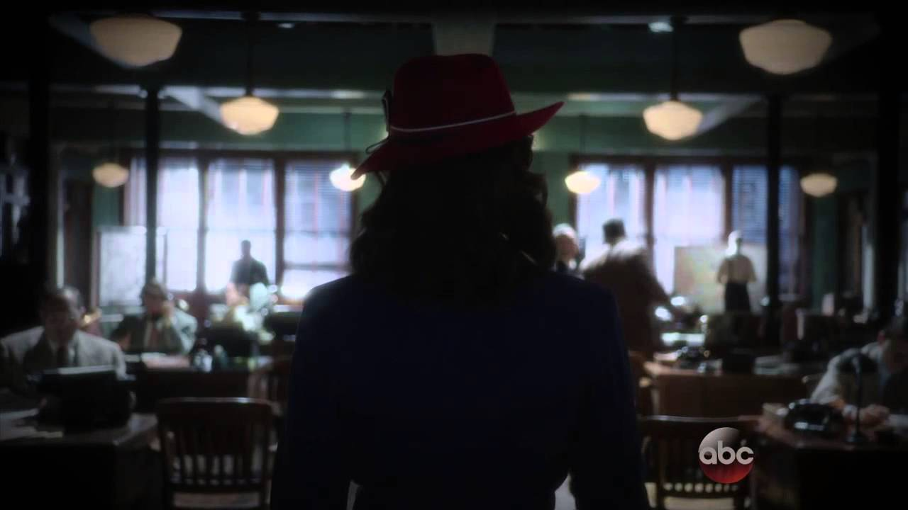 Teaserchen: Marvels AGENT CARTER