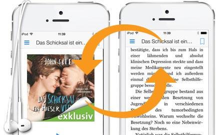 Amazons »Whispersync For Voice« jetzt auch in Deutschland
