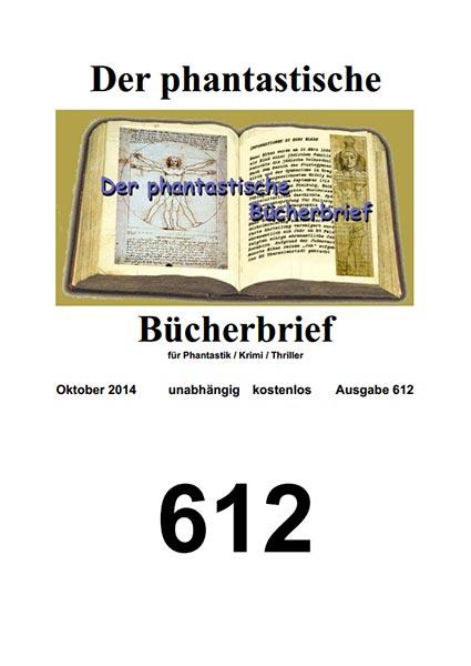 DER PHANTASTISCHE BÜCHERBRIEF 612