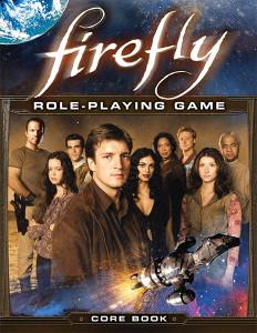Cover Firefly RPG