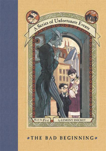 Cover Lemony Snicket 1