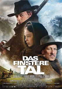 "Poster ""Das finstere Tal"""