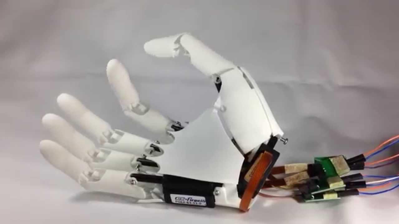 Druck Dir eine bionische Hand