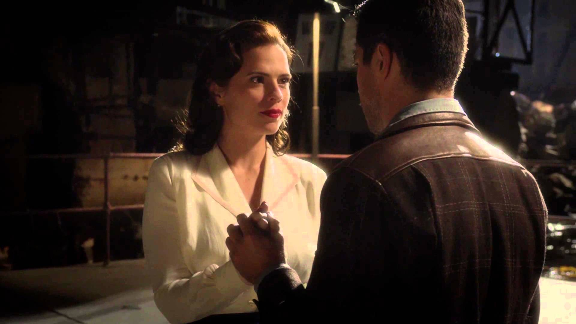 Sneak Peek: MARVEL´S AGENT CARTER