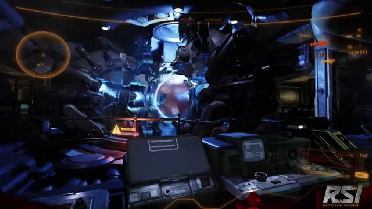 STAR CITIZEN – First Person Shooter-Demo von der Pax