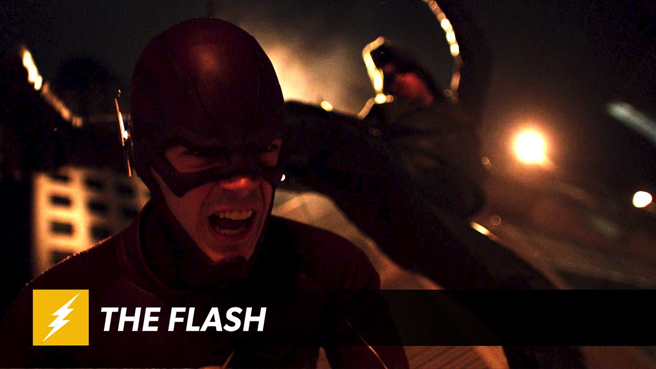 Trailer: FLASH VS: ARROW