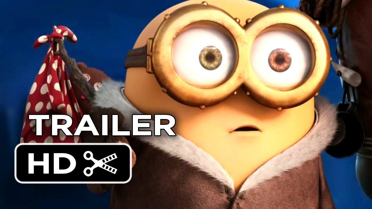 Trailer: MINIONS