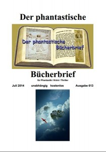 Cover Phantastischer Bücherbrief 613