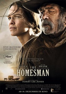Poster The Homesman