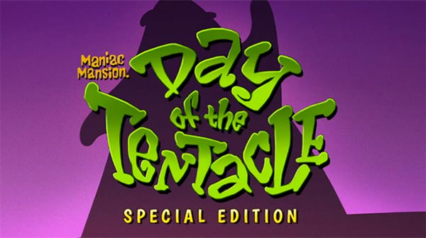 GRIM FANDANGO und DAY OF THE TENTACLE in HD-Versionen
