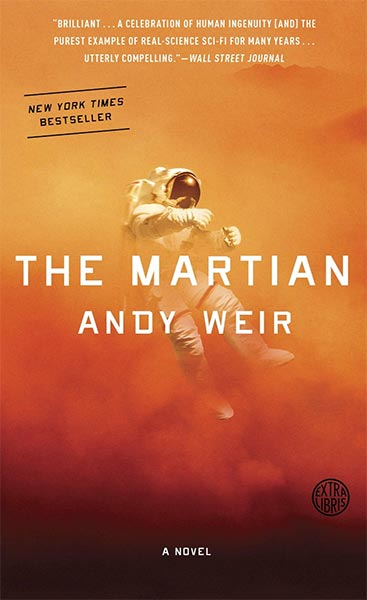 McGyver trifft Robinson auf dem Mars: Andy Weir – THE MARTIAN