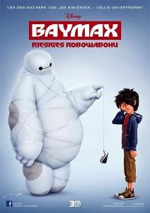 Poster Baymax