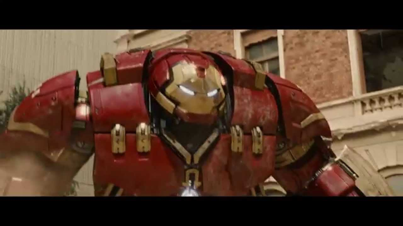 Neuer Trailer: AVENGERS – AGE OF ULTRON