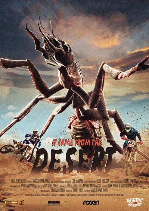 IT CAME FROM THE DESERT – derFilm