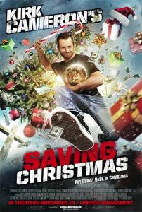 Poster Saving Christmas