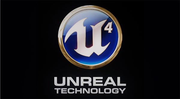 Logo Unreal Engine 4
