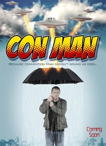 Poster Con Man