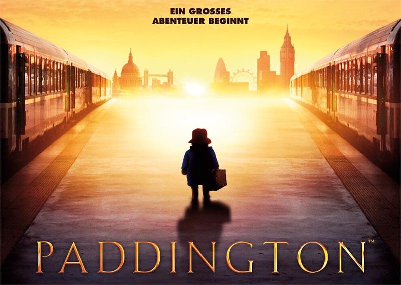 Fast verpasst: PADDINGTON
