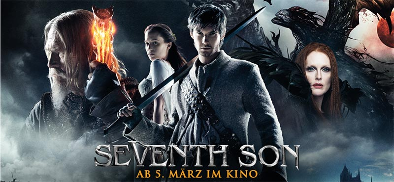 THE SEVENTH SON in 3D