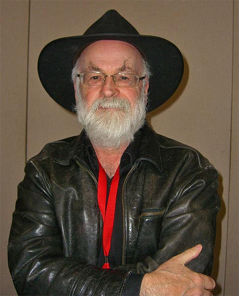 Terry Pratchett 1948 – 2015