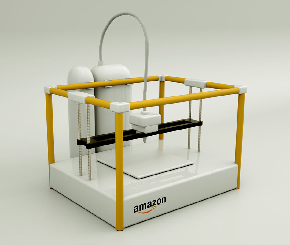 Amazon »Food Unlimited« – 3D-Drucker für Nahrungsmittel
