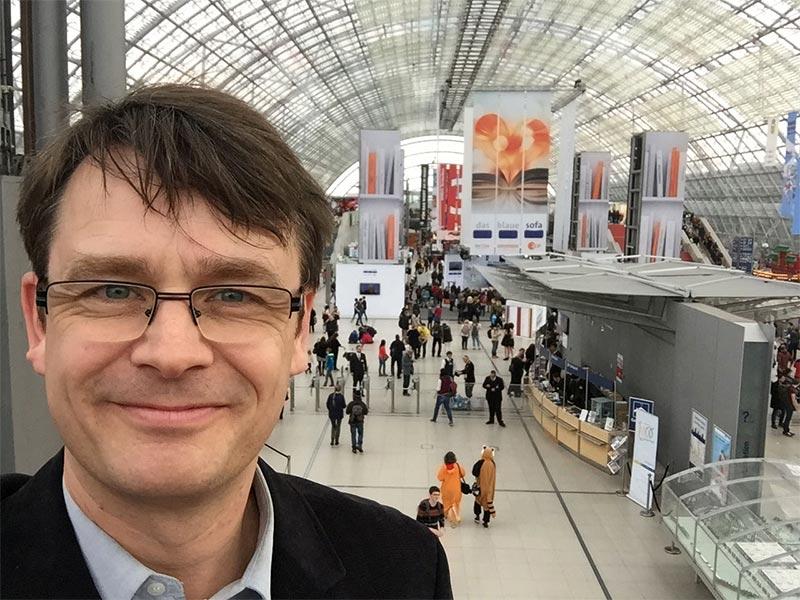 Leipziger Buchmesse 2015 – Im Rausch derMesse