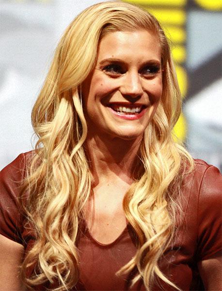 Katee Sackhoff schreibt und spielt in SF-Fernsehserie RAIN