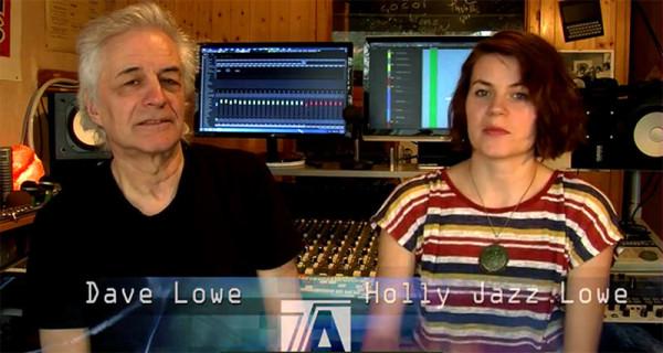 Dave und Holly Lowe